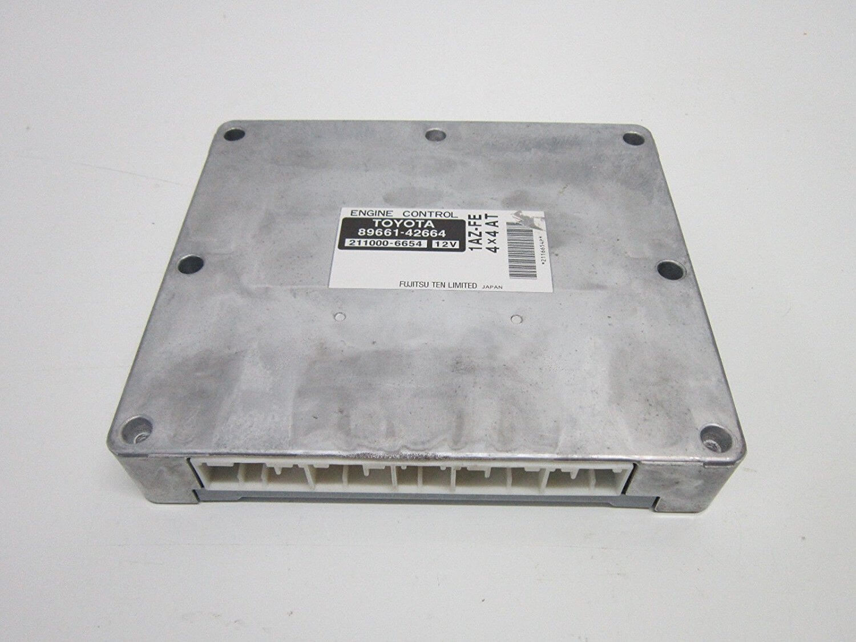 Toyota Engine Module Power Control Unit (ECU) 89661-42664 -