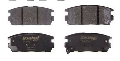 Duralast Brake Pads >> Duralast Brake Pad Front Left Right D1275
