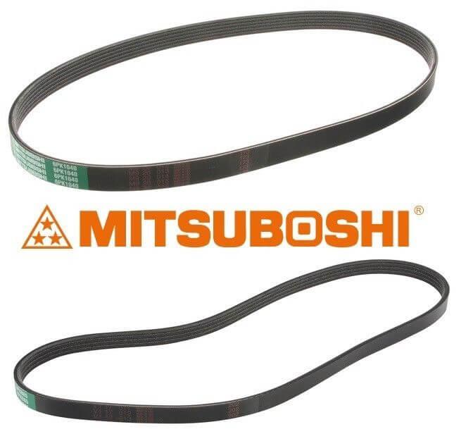 Mitsuboshi 6PK1040 Serpentine Belt